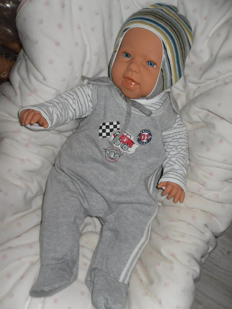 Antonio Juan Marco 50 cm Puppe Kinderpuppe Spielpuppe NEU