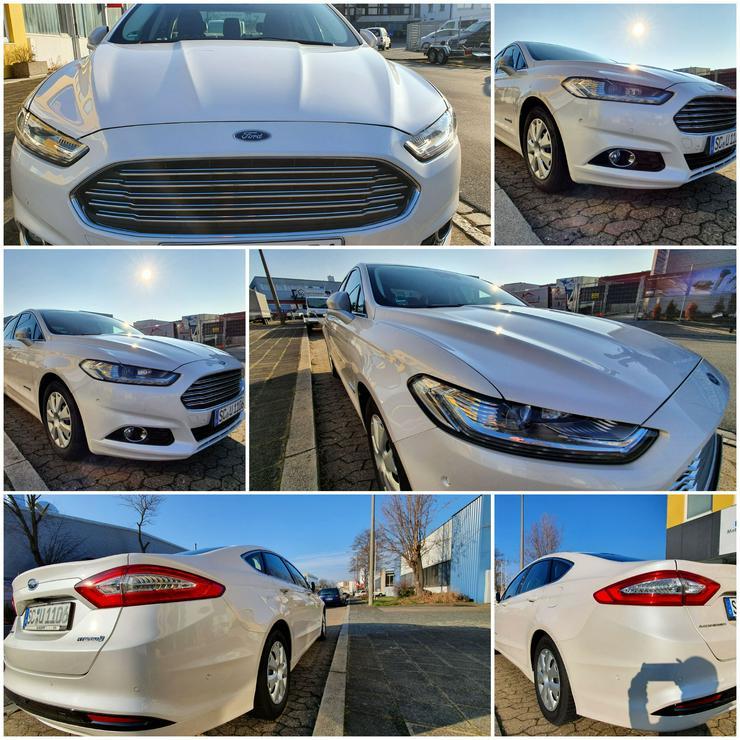 Ford Mondeo Voll Hybrid & Volle Ausstattung TÜV 2022 Kein Plug-in - Mondeo - Bild 1
