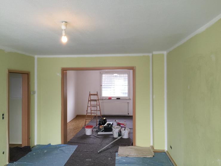Bild 5: Malerarbeiten - gelernt & qualifiziert