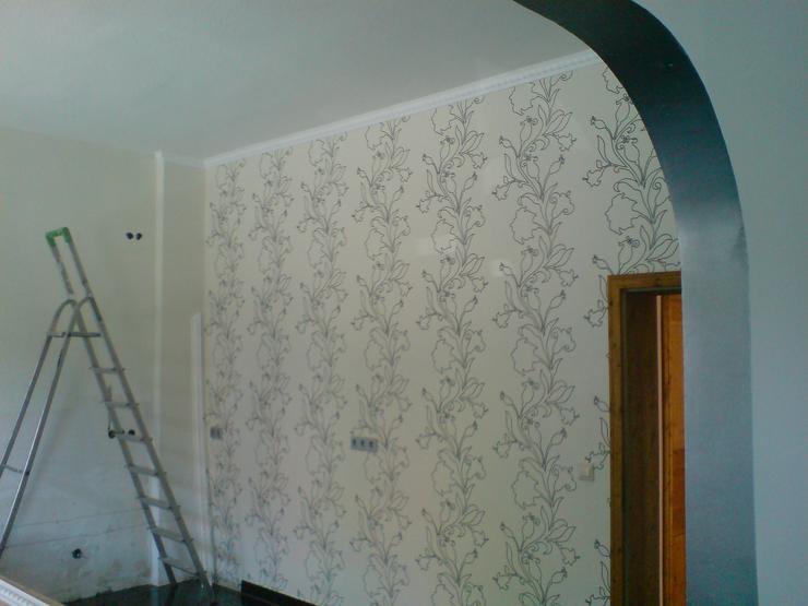 Bild 2: Malerarbeiten - gelernt & qualifiziert