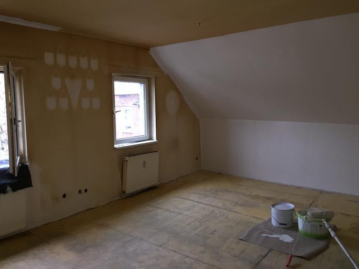 Bild 4: Malerarbeiten - gelernt & qualifiziert
