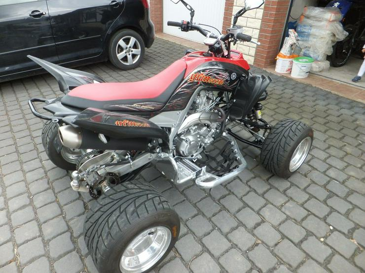 Bild 2: Quad Yamaha YFM 700 ccm ATV 2013