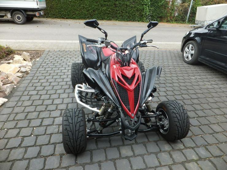 Quad Yamaha YFM 700 ccm ATV 2013