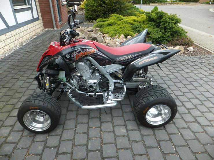 Bild 3: Quad Yamaha YFM 700 ccm ATV 2013