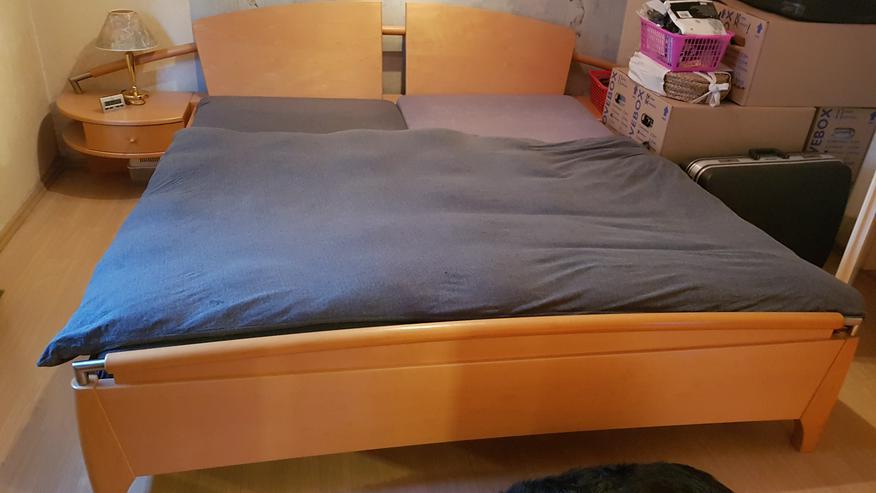 Schlafzimmer kompl.