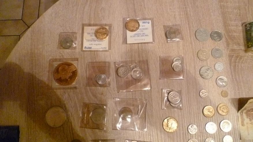 Bild 3: Münzen-Kontigent