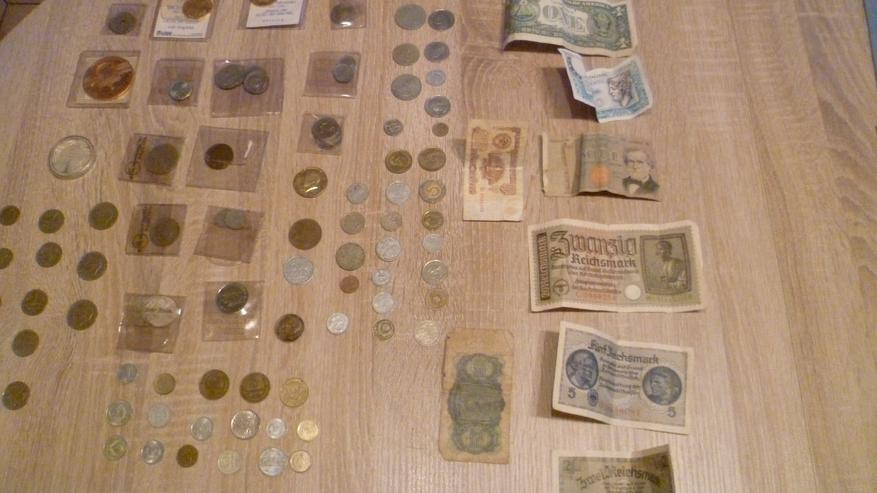Bild 5: Münzen-Kontigent