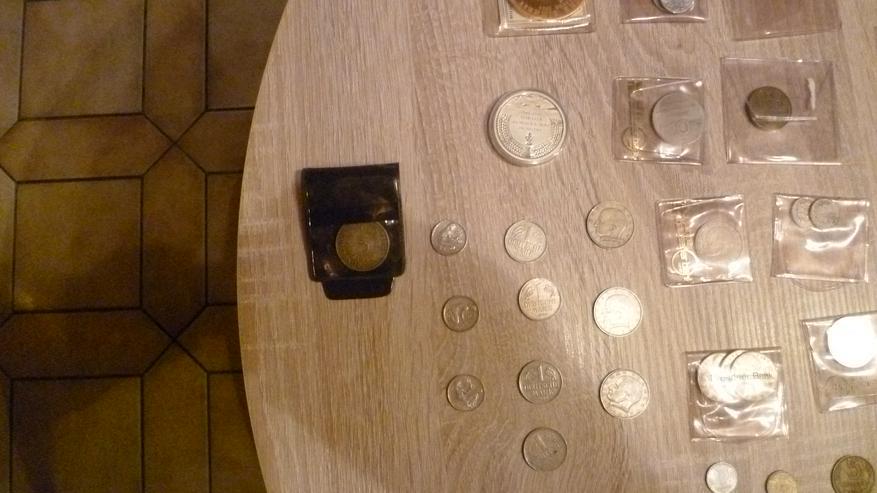 Bild 4: Münzen-Kontigent