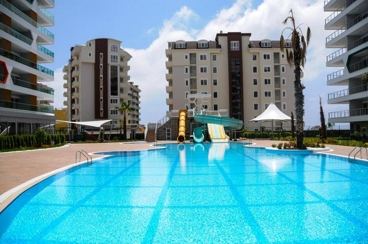 Türkei, Alanya, Avsallar traumhafte Mietwohnung, möbliert, AvsEmP - Ferienwohnung Türkei - Bild 1