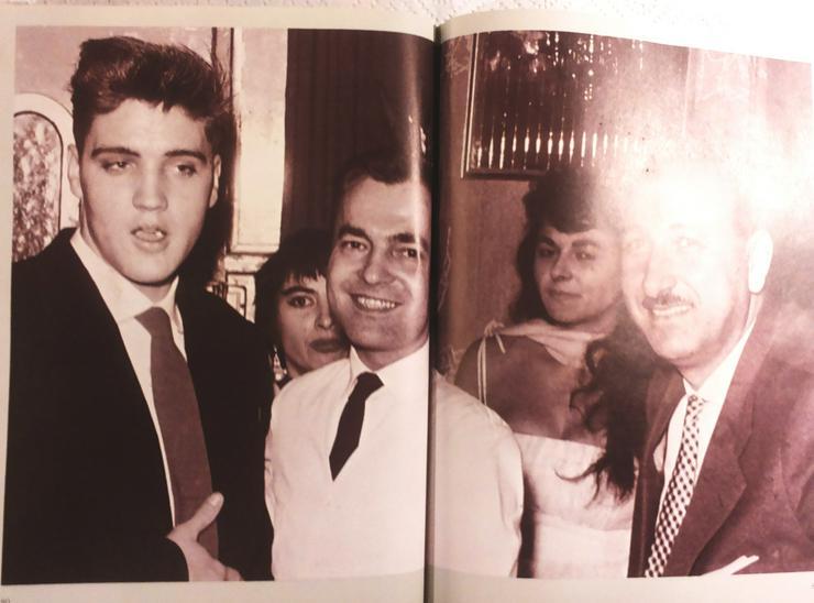 Bild 9: Elvis Dokumentar Geschichtsbuch (FP)