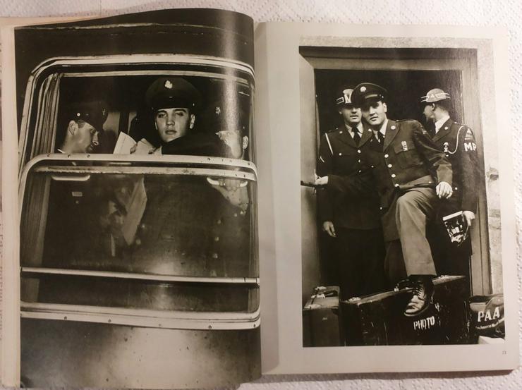 Bild 7: Elvis Dokumentar Geschichtsbuch (FP)