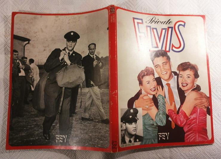 Bild 2: Elvis Dokumentar Geschichtsbuch (FP)