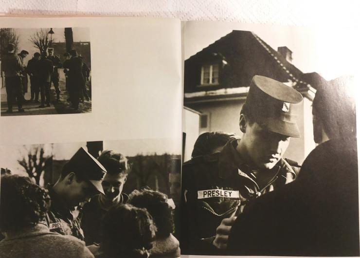 Bild 8: Elvis Dokumentar Geschichtsbuch (FP)