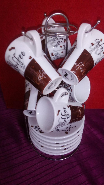 Mocca Set  - Kaffeegeschirr & Teegeschirr - Bild 1