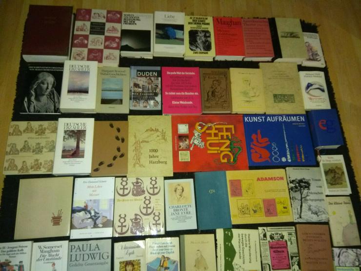 Über 1000 Bücher Konvolut Büchersammlung - Romane, Biografien, Sagen usw. - Bild 1