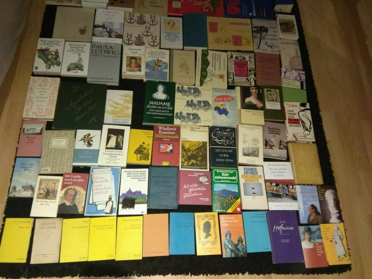 Bild 2: Über 1000 Bücher Konvolut Büchersammlung