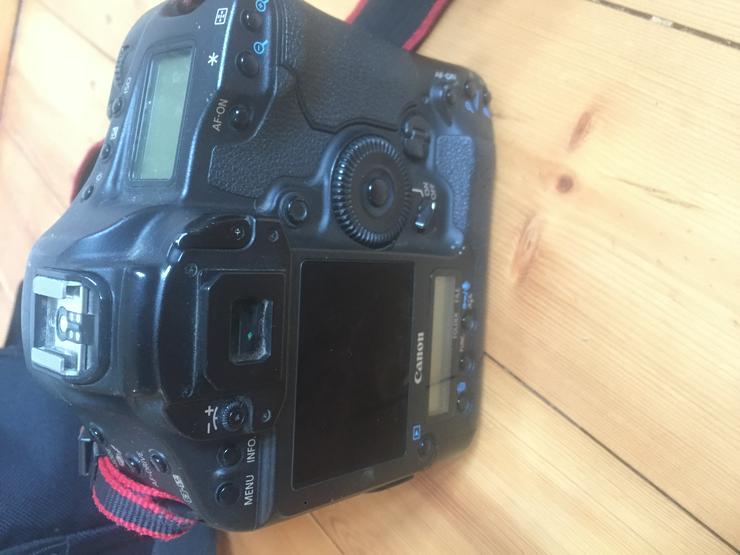 Bild 4: Canon 1D Mark IV + gear