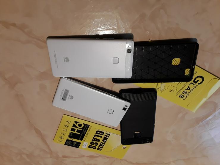 Bild 3: 2 Huawei p9 lite 16 GB inkl. Netzteil + Ladekabel
