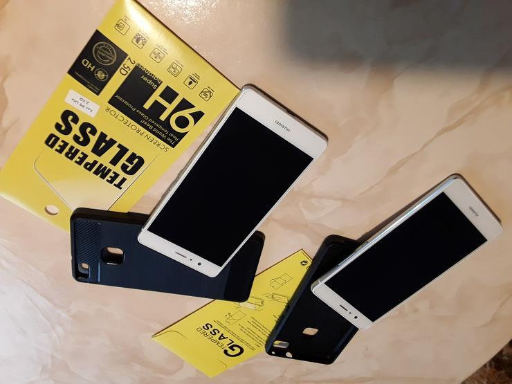 2 Huawei p9 lite 16 GB inkl. Netzteil + Ladekabel - Handys & Smartphones - Bild 1