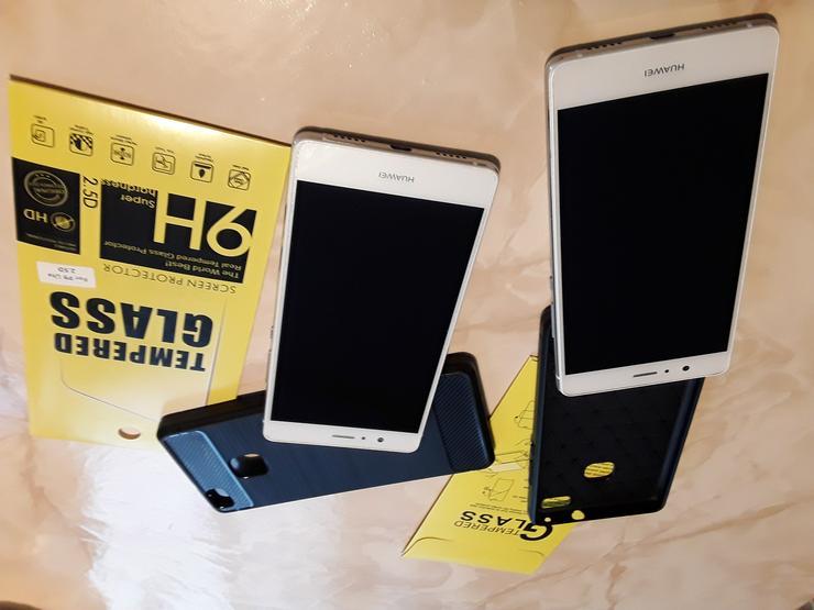 Bild 2: 2 Huawei p9 lite 16 GB inkl. Netzteil + Ladekabel