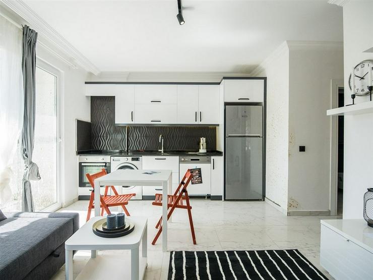 Türkei, Alanya, Avsallar, preiswerte Wohnungen in der Nähe vom  Sandstrand, 333