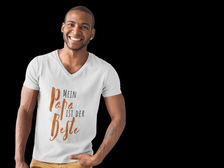Bild 3: Familien T-Shirt: Mein Papa ist der Beste!