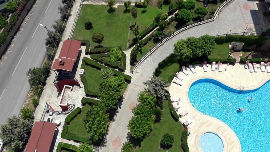 Türkei, Alanya, Luxus Wohnanlage, in der auch Vierbeiner willkommen sind.. 288