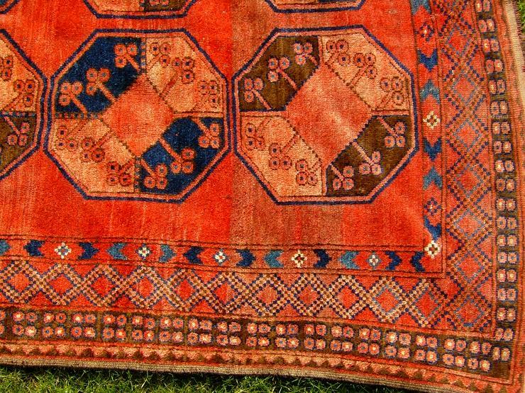 Bild 5: Orientteppich Ersari-Beschir 18/19Jhdt. (T083)