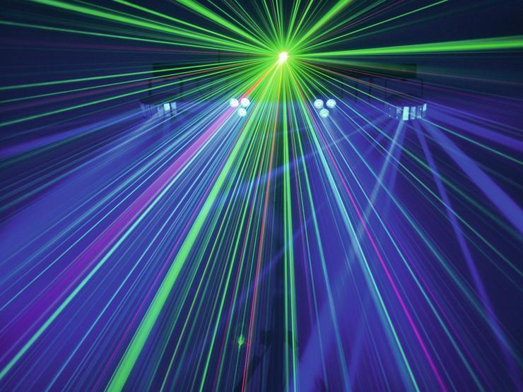 Verleih Eurolite Showlaser-Lichteffektleiste I Partylicht - Party, Events & Messen - Bild 1