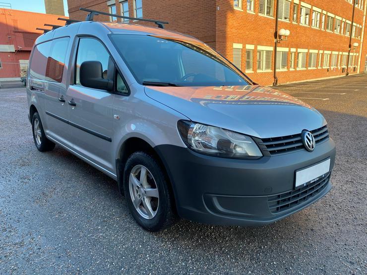 349/5000 Ein sehr schöner Volkswagen Caddy Maxi
