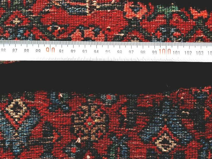 Bild 8: Orientteppich Bidjar antik TOP 322x160 (T094)