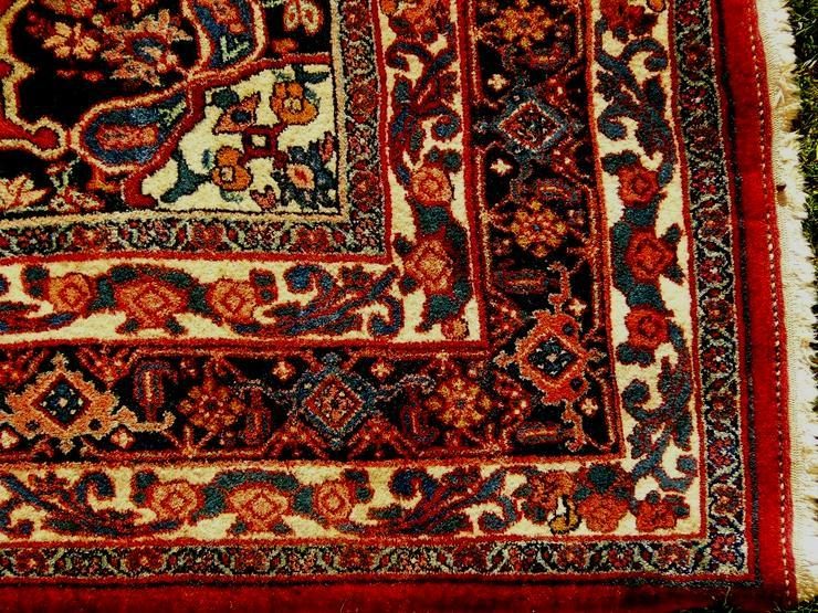 Bild 4: Orientteppich Bidjar antik TOP 322x160 (T094)