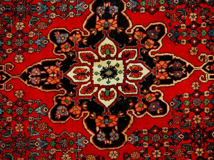 Bild 7: Orientteppich Bidjar antik TOP 322x160 (T094)