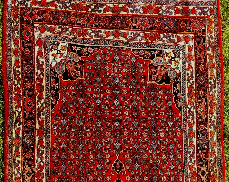 Bild 2: Orientteppich Bidjar antik TOP 322x160 (T094)