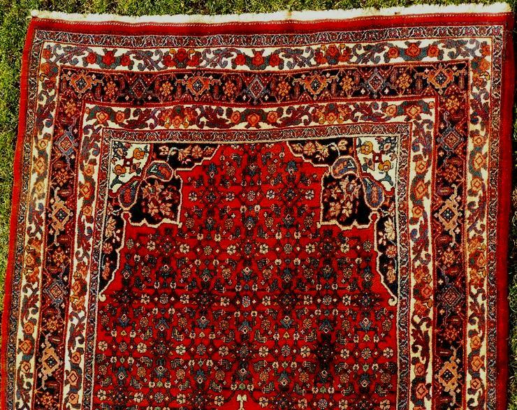 Bild 3: Orientteppich Bidjar antik TOP 322x160 (T094)