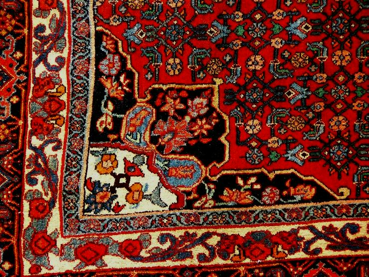 Bild 5: Orientteppich Bidjar antik TOP 322x160 (T094)