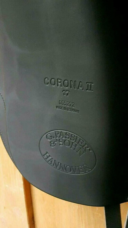 Bild 4: Sattel Dressursattel Passier Corona II