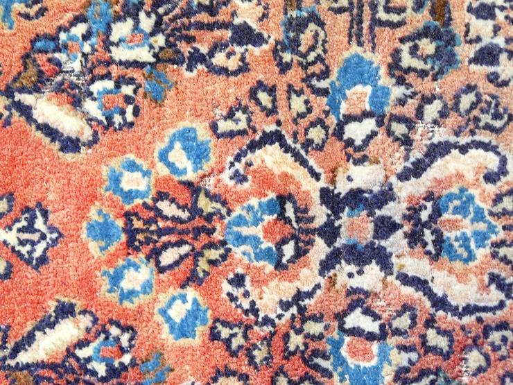 Bild 3: Orientteppich Saruk, Sarugh antik 124x64 (T099)