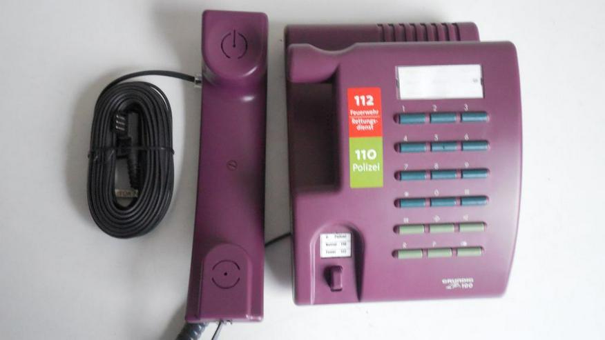 Bild 2: Grundig Tasten-Telefon LP-100
