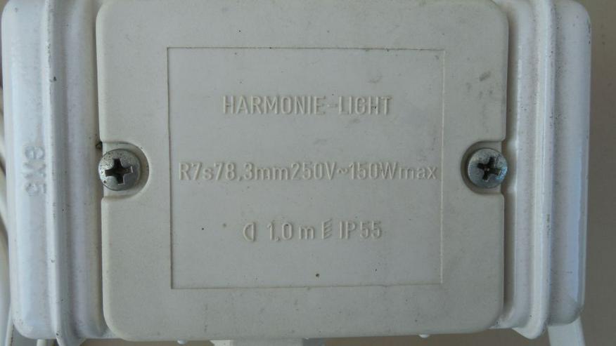 Bild 2: Halogen-Strahler 230V 150W