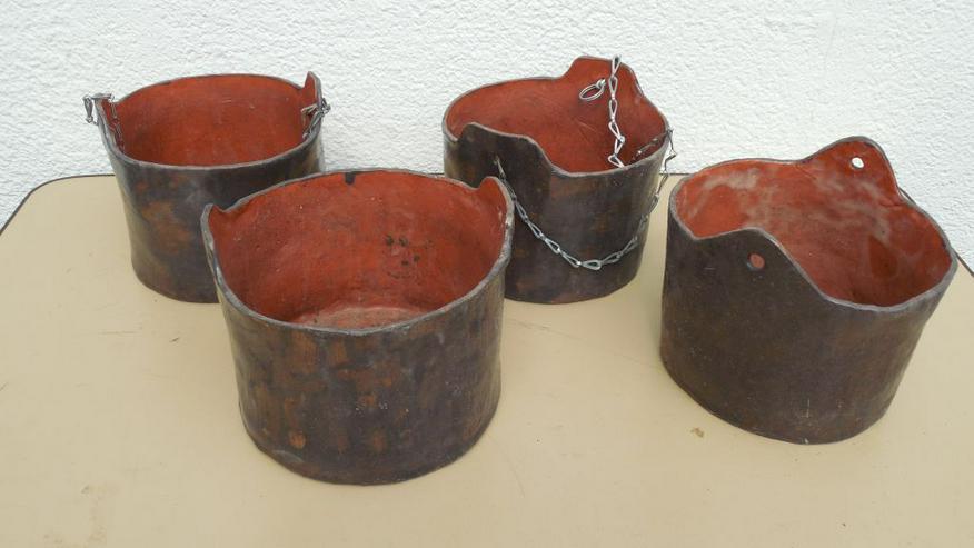 Keramik-Pflanzgefäße, -Blumentöpfe - Pflanzgefäße - Bild 1