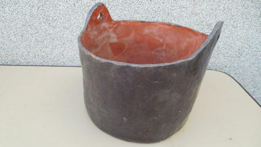 Bild 3: Keramik-Pflanzgefäße, -Blumentöpfe