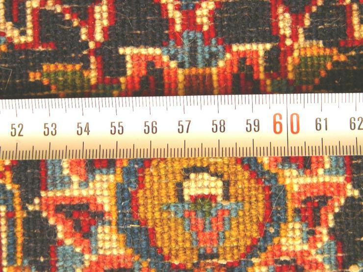 Bild 5: Orientteppich Keschan alt 203x136 (T016)