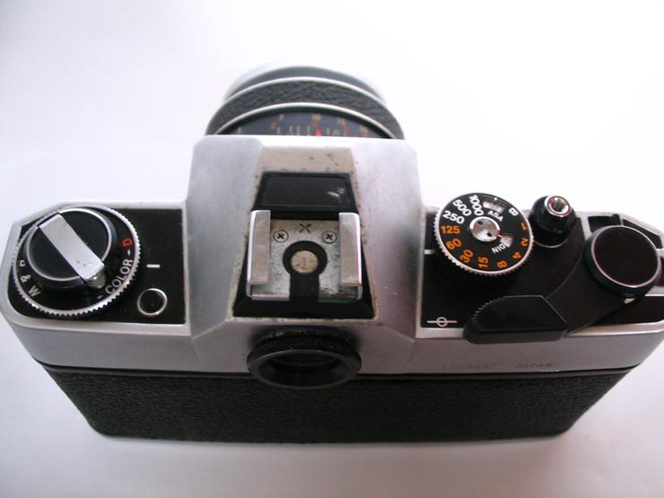 Bild 2: RevueFlex 2000CL Spiegelreflex-KB-Kamera
