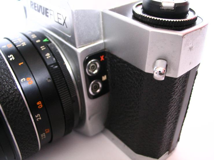 Bild 5: RevueFlex 2000CL Spiegelreflex-KB-Kamera