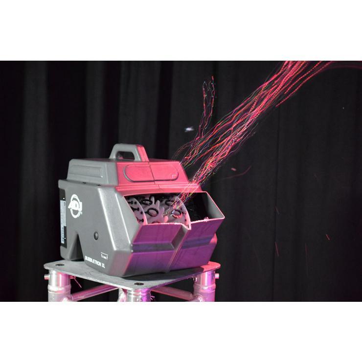 Bild 2: Seifenblasenmaschine BubbleTron  Seifenblasen mieten Kindergeburtstag Party