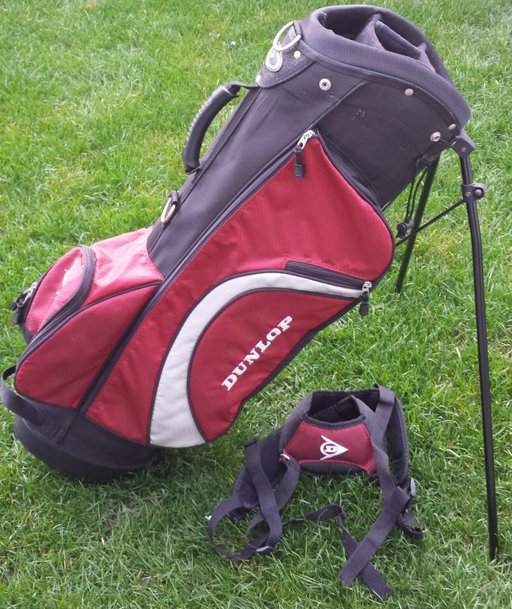 Dunlop, Golfbag, Standbag, Golf Tasche, Golf-Bag