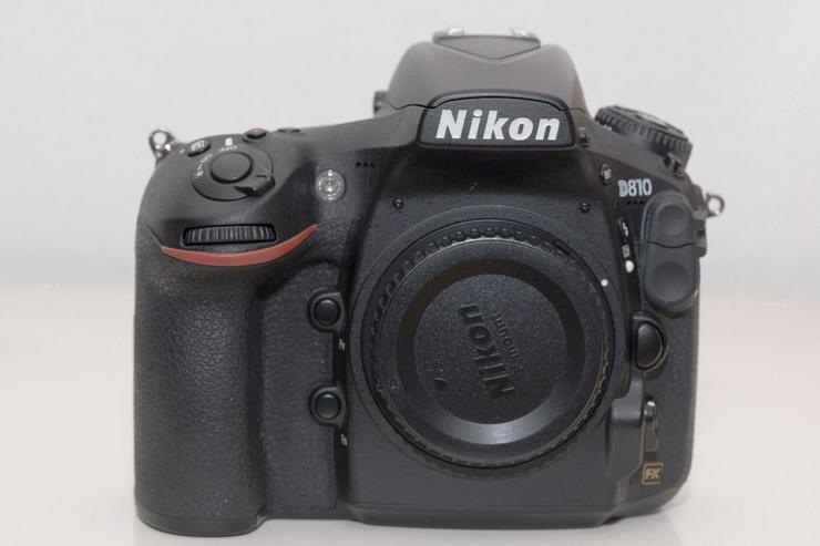 Nikon D810 Kamera in gutem Zustand
