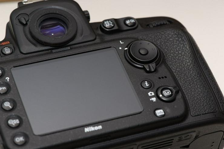 Bild 5: Nikon D810 Kamera in gutem Zustand