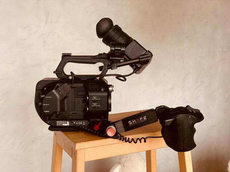 Sony PXW-FS7 Camcorder mit Zubehör